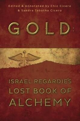 Gold by Israel Regardie Paperback Book (English)