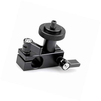 SmallRig DSLR Shoulder Rig Quick Release 15mm Rod Clamp for Field Monitor or EVF
