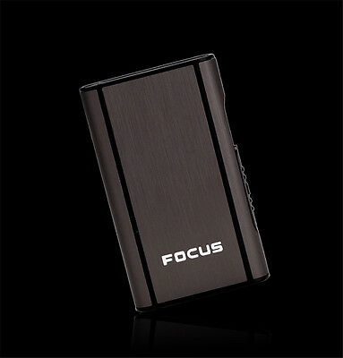 Styles FOCUS Automatic Loading Cigarette Case Dispenser (Black Color)