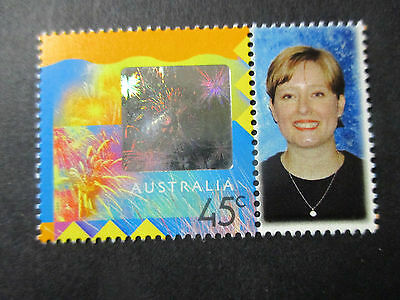 1999 - Special  Personal   Issue  With  Tab - Great  Stamp Issue---Rare ///