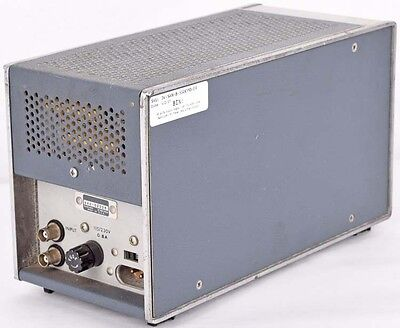 HP 467A Solid State -20V To +20V Wide Bandwidth DC Power Amplifier/Supply