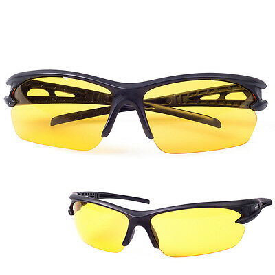New Night Vision Outdoor Sports Cycling Sunglasses Riding Glasses Eyewear