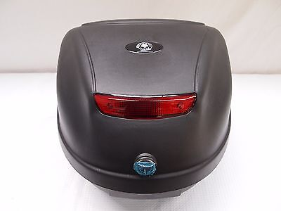 Motorcycle Scooter Topbox Rear Storage Luggage Top Tail Box 29L