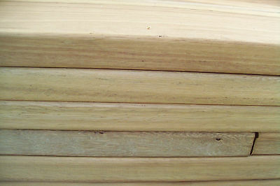 DECKING HARDWOOD 136 X 32 mm x 1200mm, 10 OFF SPOTTED GUM / IRON BARK
