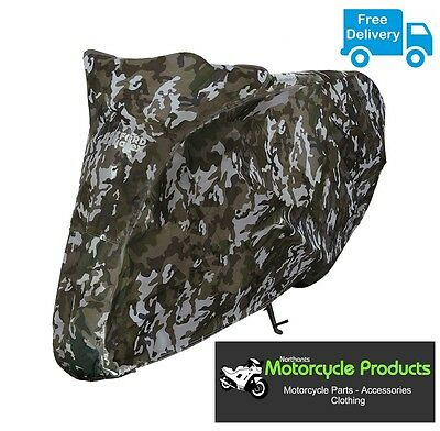 Oxford Aquatex Camo Outdoor Cover Cv211 Scooter Cover New Version 2017