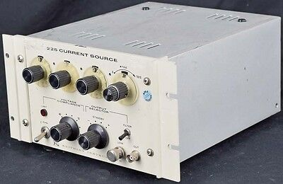 Keithley 225 Benchtop Full Scale Range 0.1nA-100mA Current Source Unit