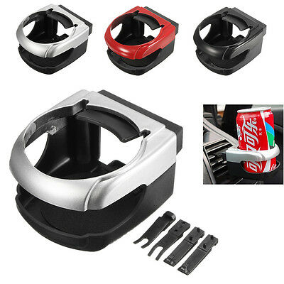 Universal Car Vehicle Truck Air Vent Water Cup Drink Bottle Holder Stand Mount