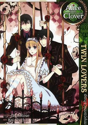 Alice in the Country of Clover: Twin Lovers GN #1-1ST NM
