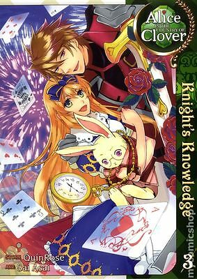 Alice in the Country of Clover: Knight's Knowledge GN #3-1ST NM