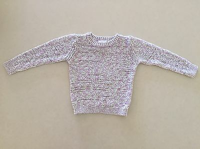Girls Knitted Jumper Size 1