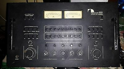 Nakamichi Control Preamplifier 610 Perfect