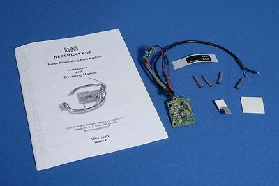 NEDSP1061-KBD low level audio DSP Noise Filter for Yaesu FT-817 ETC...