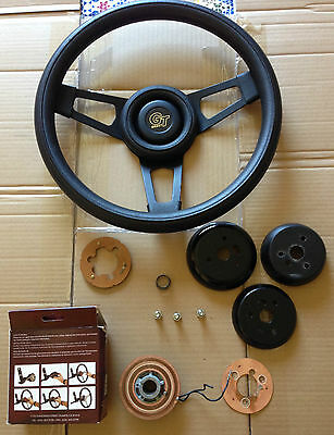 Steering Wheels #870 Challenger GT + Part #3294 Standard Installation Kit