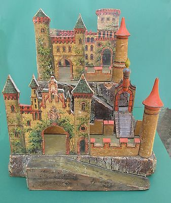 Emil Wiese 1890 toy fort castle Germany Gottschalk bing marklin britains