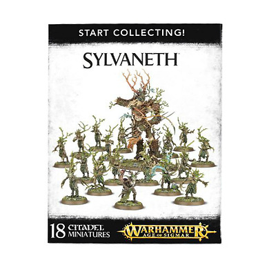 Warhammer Age of Sigmar: Start Collecting! Sylvaneth GWS 70-92