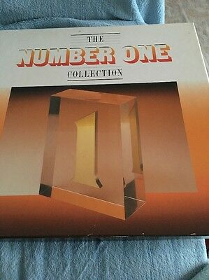 Box Set 8 Vinyl LP,s Number One Collection