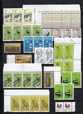 SOUTH AFRICA Stamp Collection inc MULTIPULS c1970s MINT Ref:R19a