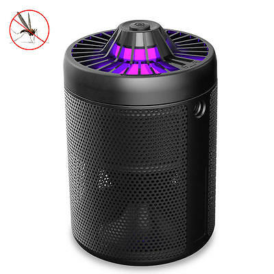Loskii LM-707 Mosquito Killer Indoor Outdoor Led Light Bulb Lamp Without Spray