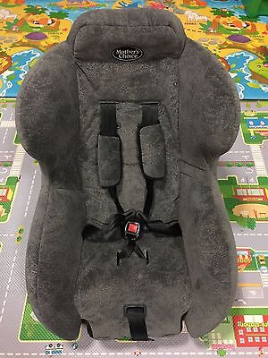 Mothers Choice Reversible Baby Car Seat. 0-4 years. Excellent Condition