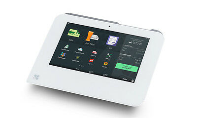 Used Clover MINI 3G POS SYSTEM POINT OF SALE WITH CASH DRAWER