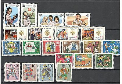 Children Unicef MNH collection Great Value