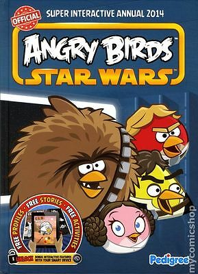 Angry Birds Star Wars HC (2013) Super Interactive Annual #2014 NM