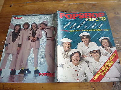 Popshop 1975: Rubettes/Mud/Queen/Peter Koelewijn/Wally Tax/Slade/Donna Summer