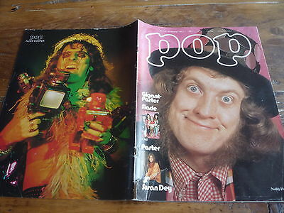 Pop 1974: Slade / Alice Cooper / T.Rex / Pink Floyd / Susan Dey / Yes /Ekseption