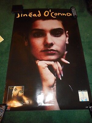 Sinead O'connor - Original Single-Sided Promo Poster
