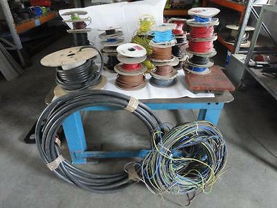 Electrical fittings and wire