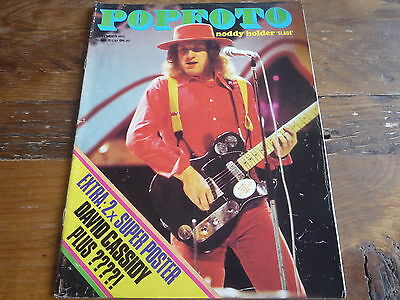 Popfoto 1972: Slade /Middle of the Road / David Cassidy / E&F / Cats / Leandros