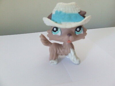 LITTLEST PETSHOP  chien colley collies   pet shop lps