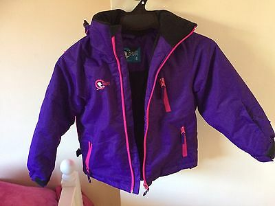 Kids Ski Jacket Size 4