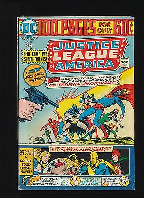 Justice League of America #114 (DC Comics 1974)! SEE PICS AND SCANS! KEY! WOW!