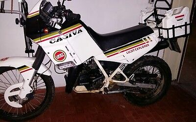 Cagiva 125 Cruiser Lucky Explorer