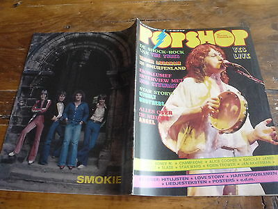 Popshop 1977: Yes/Star Wars/Alice Cooper/Fawcett/Slade/Long Tall Ernie/Smokie