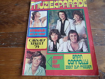 Muziek Parade 1974: The Sweet / Abba / Hollies / Mud / Rolling Stones / Rubettes