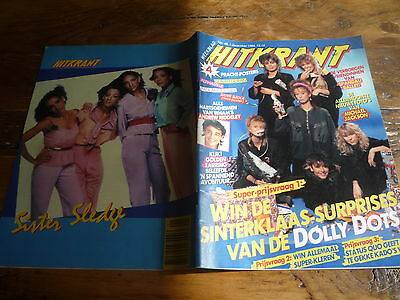 Hitkrant 1984: Dolly Dots/Paul McCartney/Cyndi Lauper/Wham/Status Quo/Deep Purpl