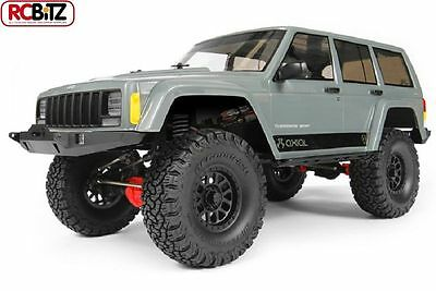 Axial SCX10 II 2000 Jeep Cherokee 4WD RTR 1/10 AX90047 Scale Crawler 10th 4x4