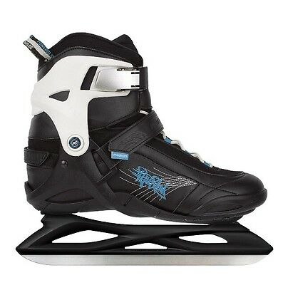 Powerslide Phuzion 1 Ice Skates Black black Size:43 (EU) 9 UK