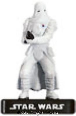 WOTC Star Wars Minis Alliance & Empire Snowtrooper SW