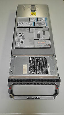 Dell Power Edge Blade  M610 2x Intel Xeon X5550 @ 2.67GHz  48GB DDR3 ECC