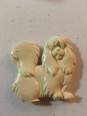Lady And The Tramp  - Cereal Toy Premiums Peg