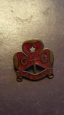 Vintage Pin  Badge
