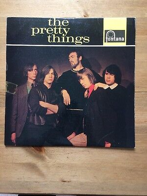 The Pretty Things - 1st LP - rare mono copy, TL5239 EX/VG