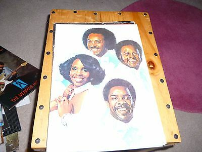 CONCERT PROGRMME ; GLADYS  KNIGHT and the  PIPS ;