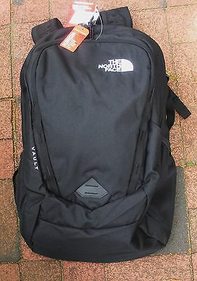 The North Face  Womens Vault Backpack- Daypack - Chj1 - Tnf Black