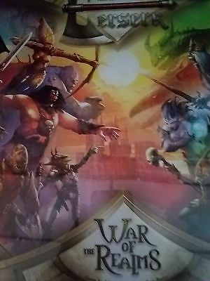 Berserk War of The Realms - PSI Games Board Game New!