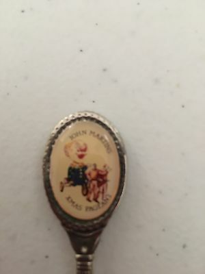 John Martins Christmas Pageant Collectible Spoon