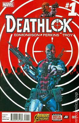 Deathlok (2014 4th Series) #1A NM